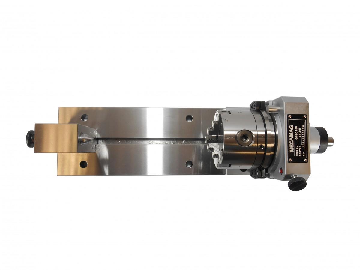 Appareil de rectification cylindrique manuel avec mandrin