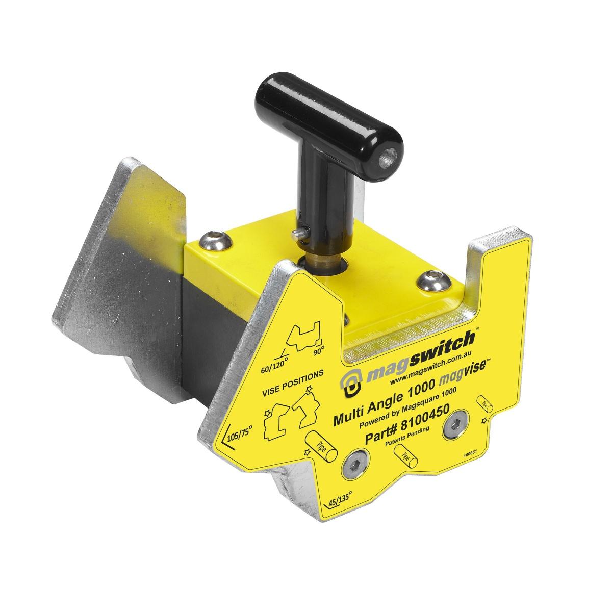 Positionneur angulaire magn tique de soudage mecamag - Aimant de soudeur ...